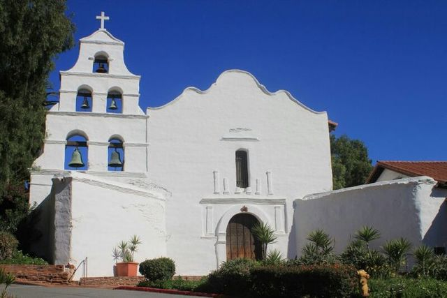 Father Junipero Serra arrives and California's First Mission is built