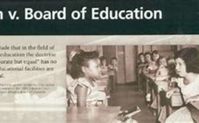 a comparison of brown versus board of education While the decision in this case, brown v board of education, has received the most ink over the last six decades, the stories and people behind the landmark decision are even more vividly compelling and inspiring than the sea-changing unanimous ruling itself.