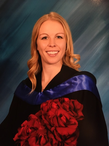 Graduating from UofA/RDC Collaborative Degree