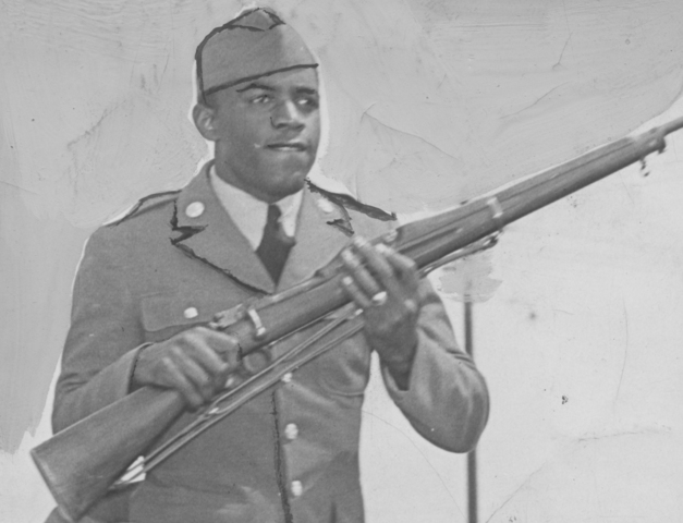 Jackie Robinson is sent to the Army