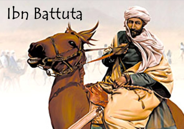 Ch. 12.4 Ancient Arabia, Ibn Battah goes around the world