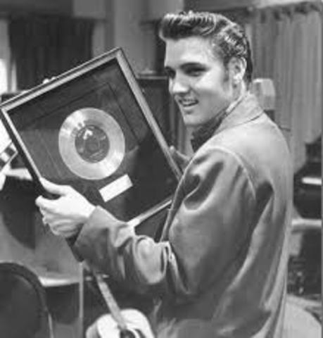 •	Elvis Presley First Hit Song