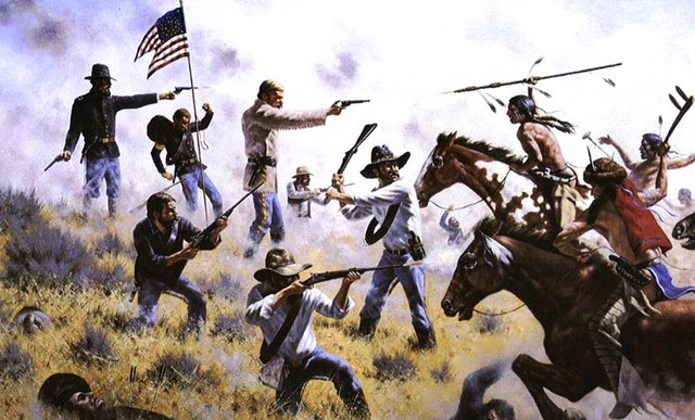Battle of Little Big Horn(Conflict)