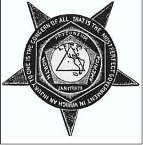 Knights of Labor(Working/Labor)