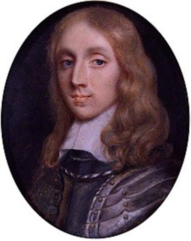 Richard Cromwell becomes Lord Protector