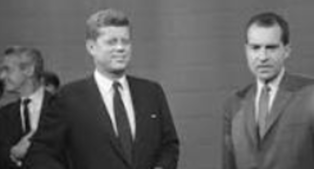 Kennedy versus Nixon TV Debate