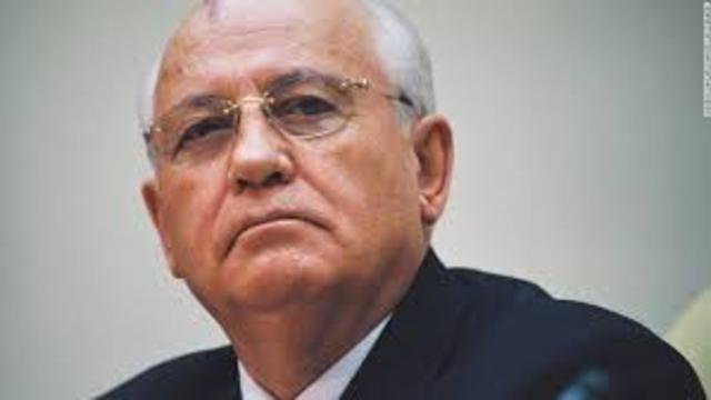 Gorbachev is The Last Soviet