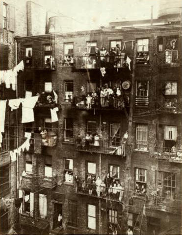 Tenements(Growing Cities)