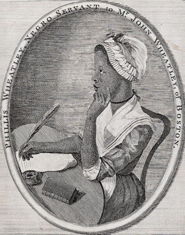 Phillis Wheatly's Poems First Published