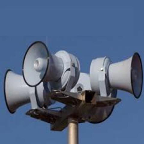 Canada Removes Most Remaining Air Raid Sirens