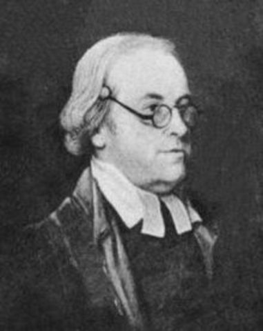 David Hartley (1705 - 1757)