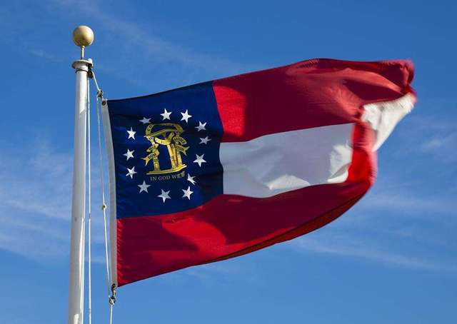 The State Flag Becomes an Issue During The Civil Rights Movement