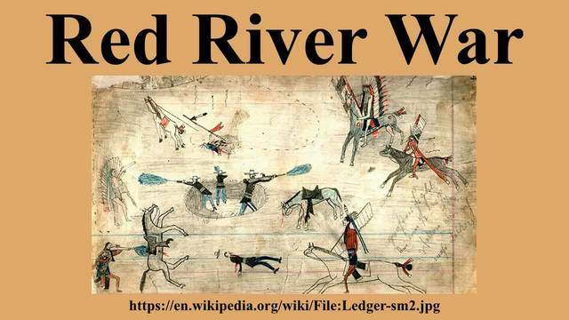 The Red River War