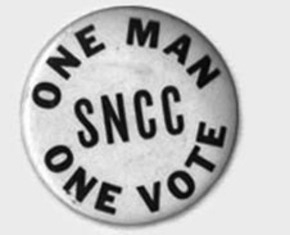The Student Non-violent Coordinating Committee Is Founded