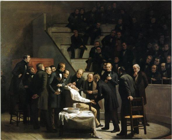 Invention of Anesthesia