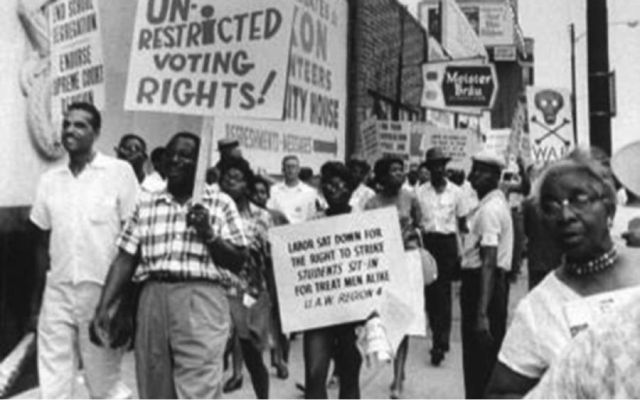 The Voting Rights of 1965