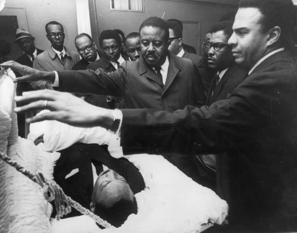 Martin Luther King Jr. Was Assassinated
