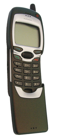 First  Cellphone with WAP BROWSER
