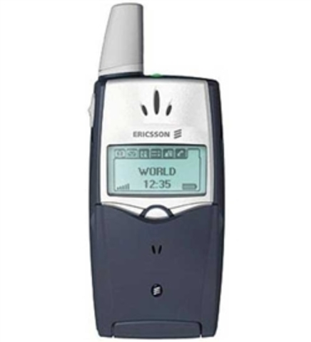 First Bluetooth phone