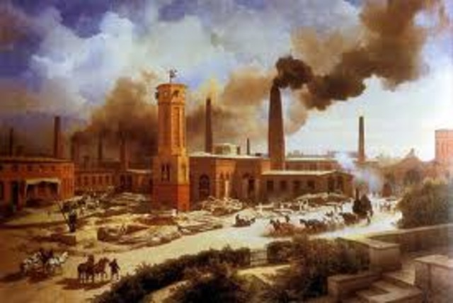 "England's ""First"" Industrial Revolution"