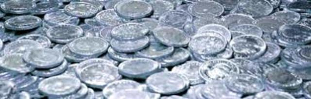Coinage of Silver
