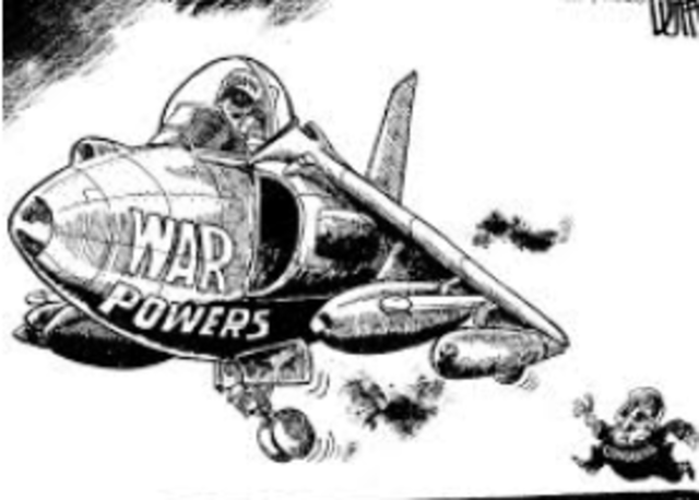 War Powers Resolution (1973)