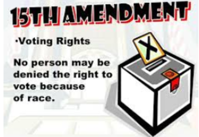 15th Amendment (1870)