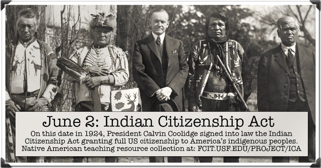 American Indian Citizenship Act