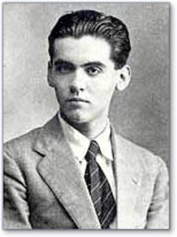 Lorca was born in Fuente Vaqueros, Granada