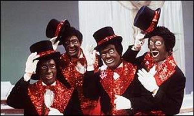 Minstrel Shows Gain Popularity
