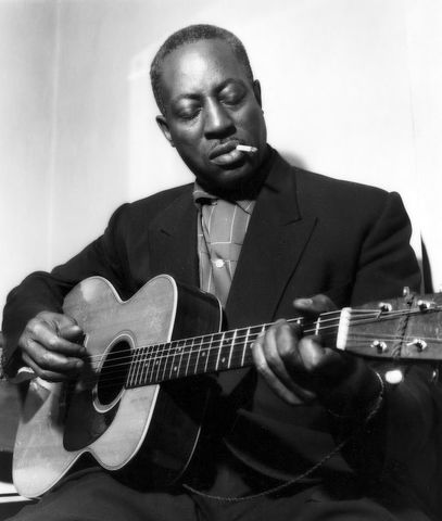 First Folk Blues Records