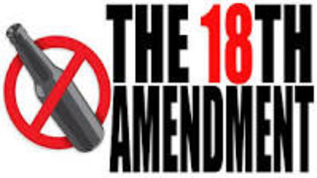 18th Amendment