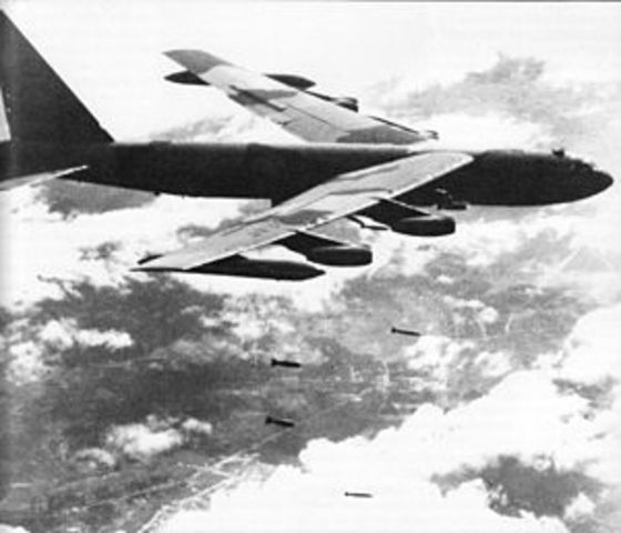 Operation Linebacker 1 and 2