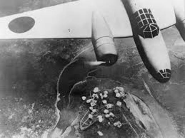American/British bombing of Germany
