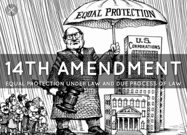 •	14th Amendment