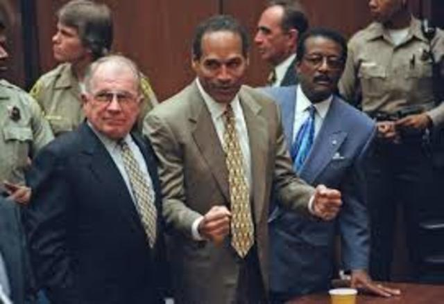 "O.J. Simpson's ""Trial of the Century"""