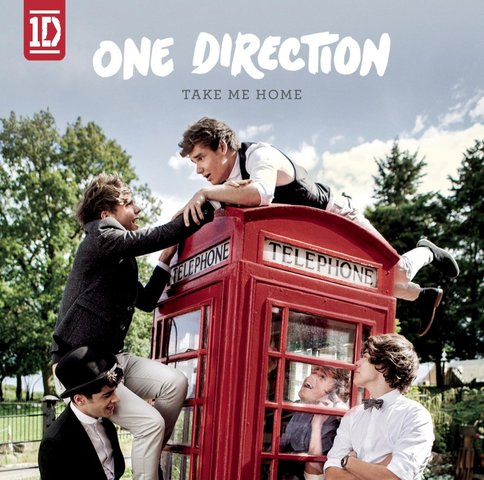 Álbum Take Me Home