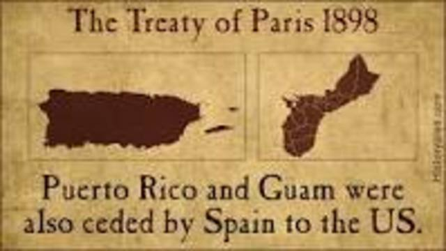 Treaty of Paris 1898