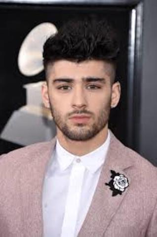 Salida de Zayn Malik de One Direction