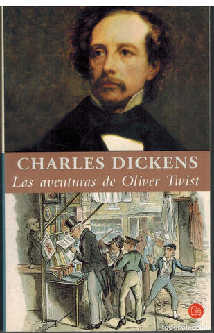 "Charles Dickens ; ""Oliver Twist""."