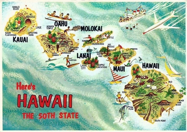 Hawaii Becomes A U.S. Territory