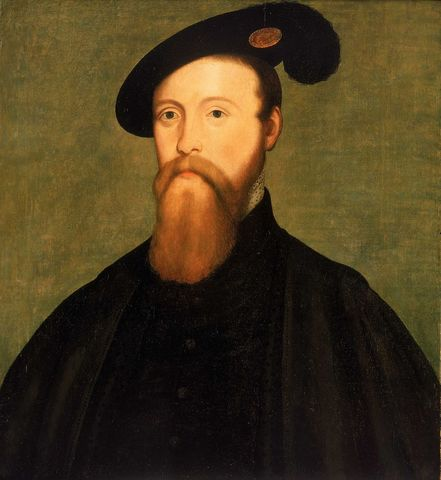 (Lauren) Thomas Seymour's relationship with Elizabeth I