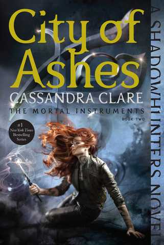Publishes City of Ashes