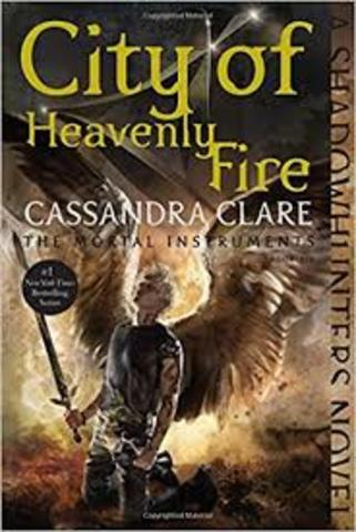 Publishes City of Heavenly Fire