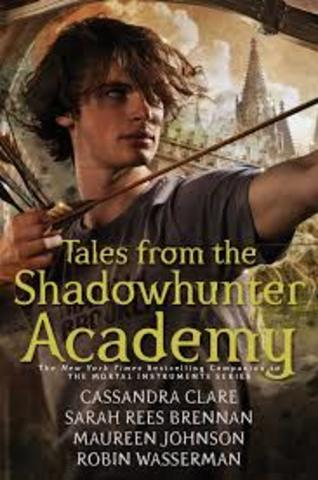 Publishes the Tales From the Shadowhunter Academy.