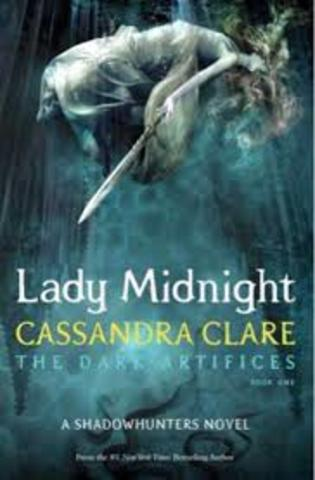 Publishes Lady Midnight
