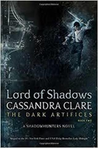 Publishes Lord Of Shadows