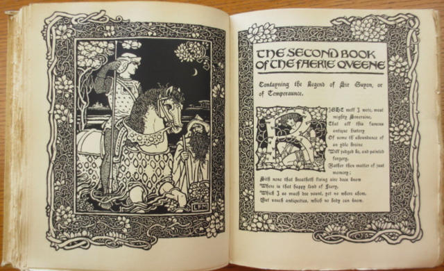 The Faerie Queene is published