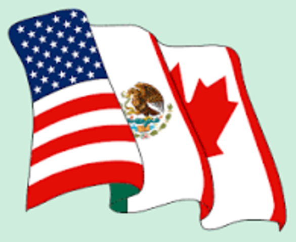 NAFTA Founded