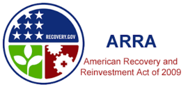 •	American Recovery and Reinvestment Act of 2009